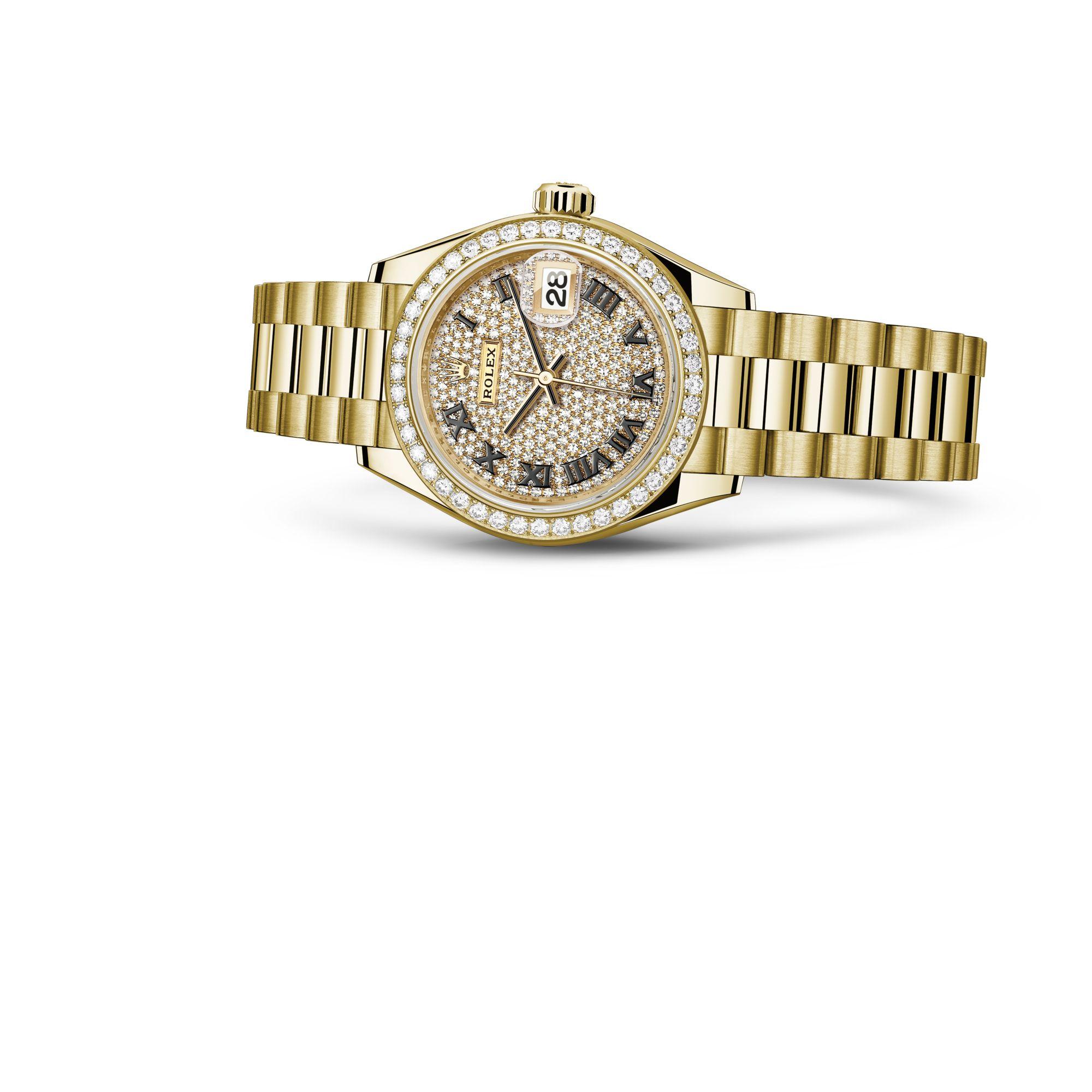 Rolex ليدي ديت جست ٢٨ M279138RBR-0029
