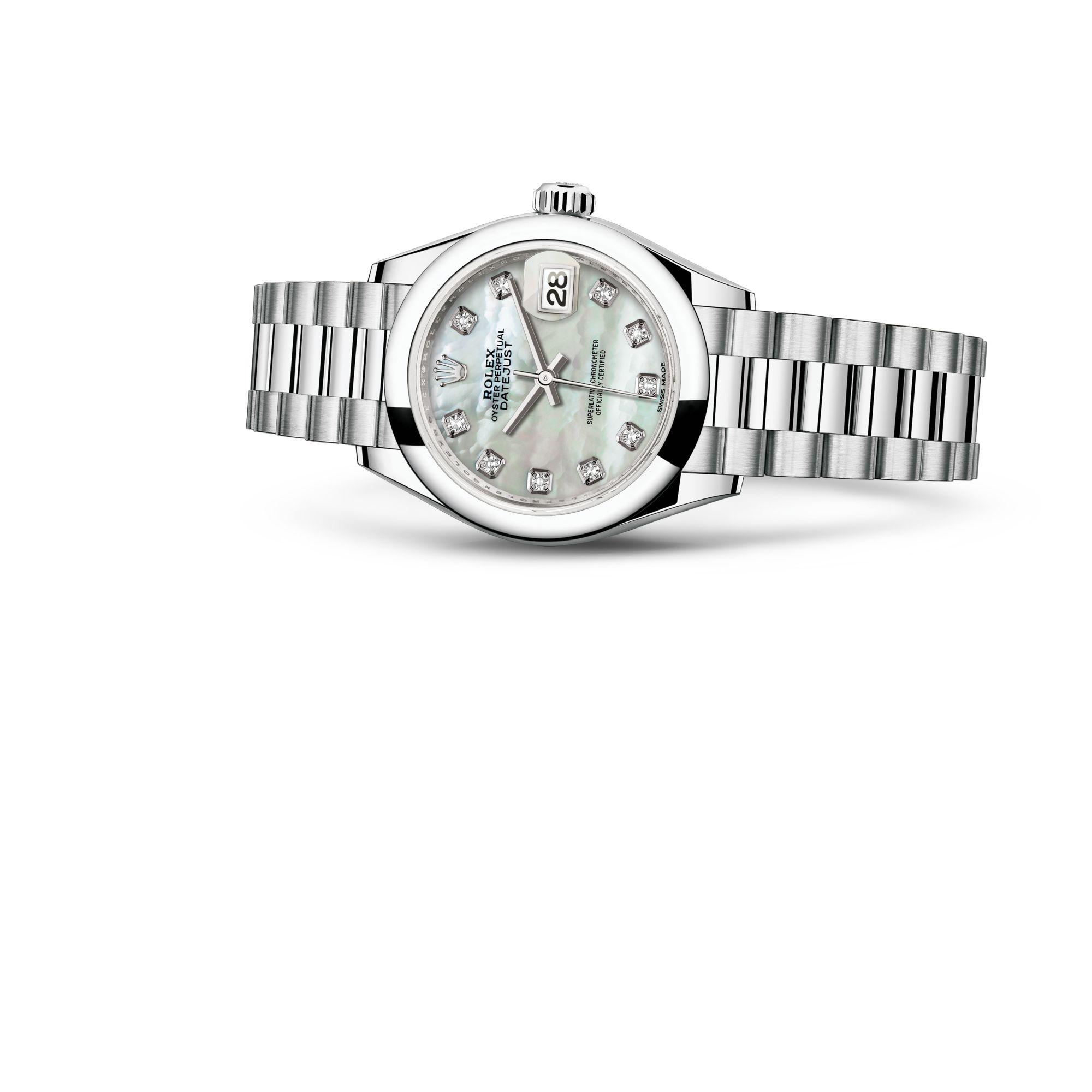 Rolex Lady-Datejust 28 M279166-0008
