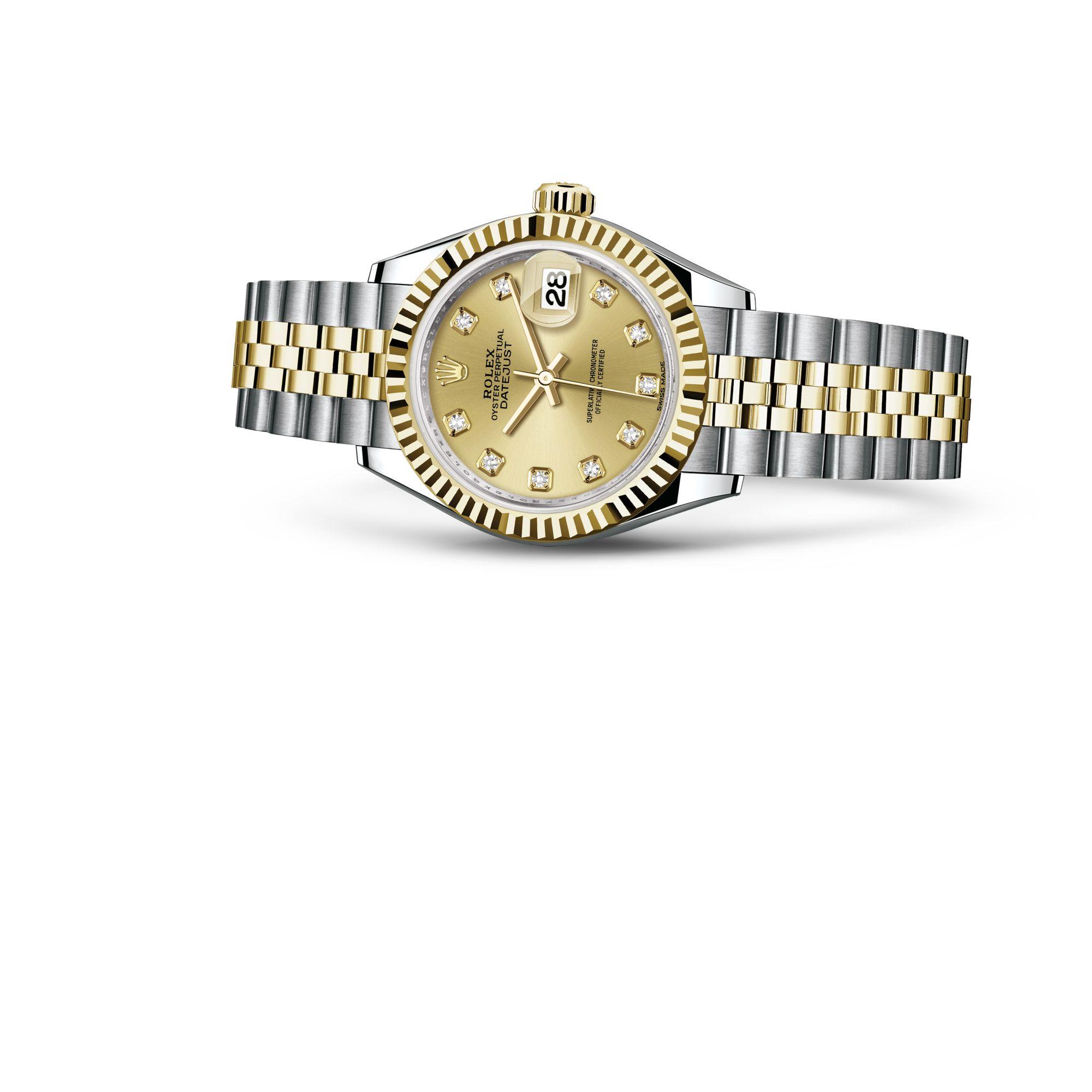 Rolex レディ デイトジャスト 28 M279173-0011