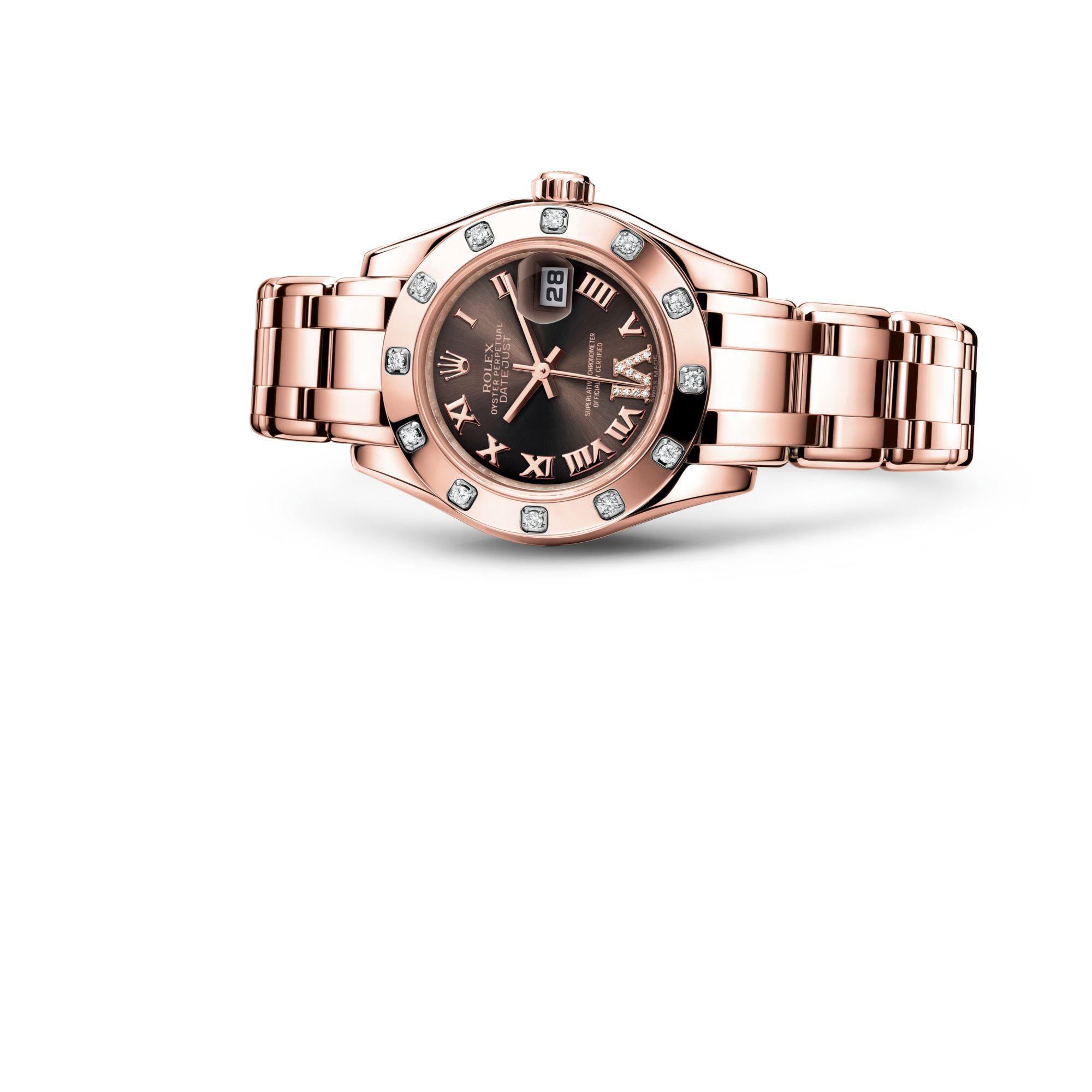 Rolex Pearlmaster 29 M80315-0013