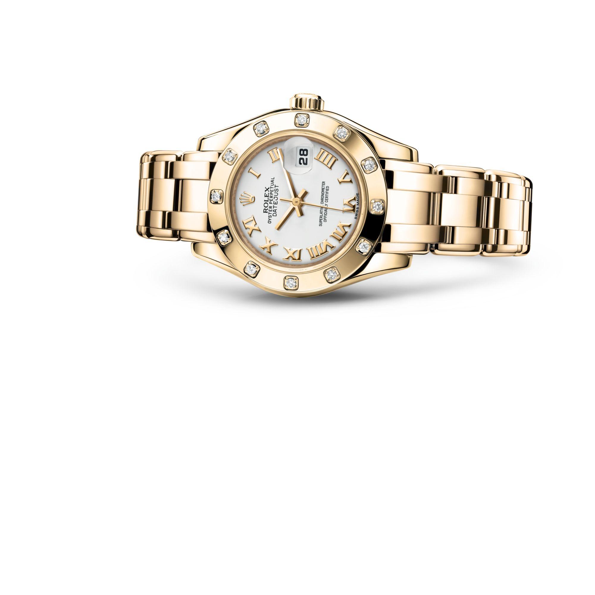 Rolex パールマスター 29 M80318-0054