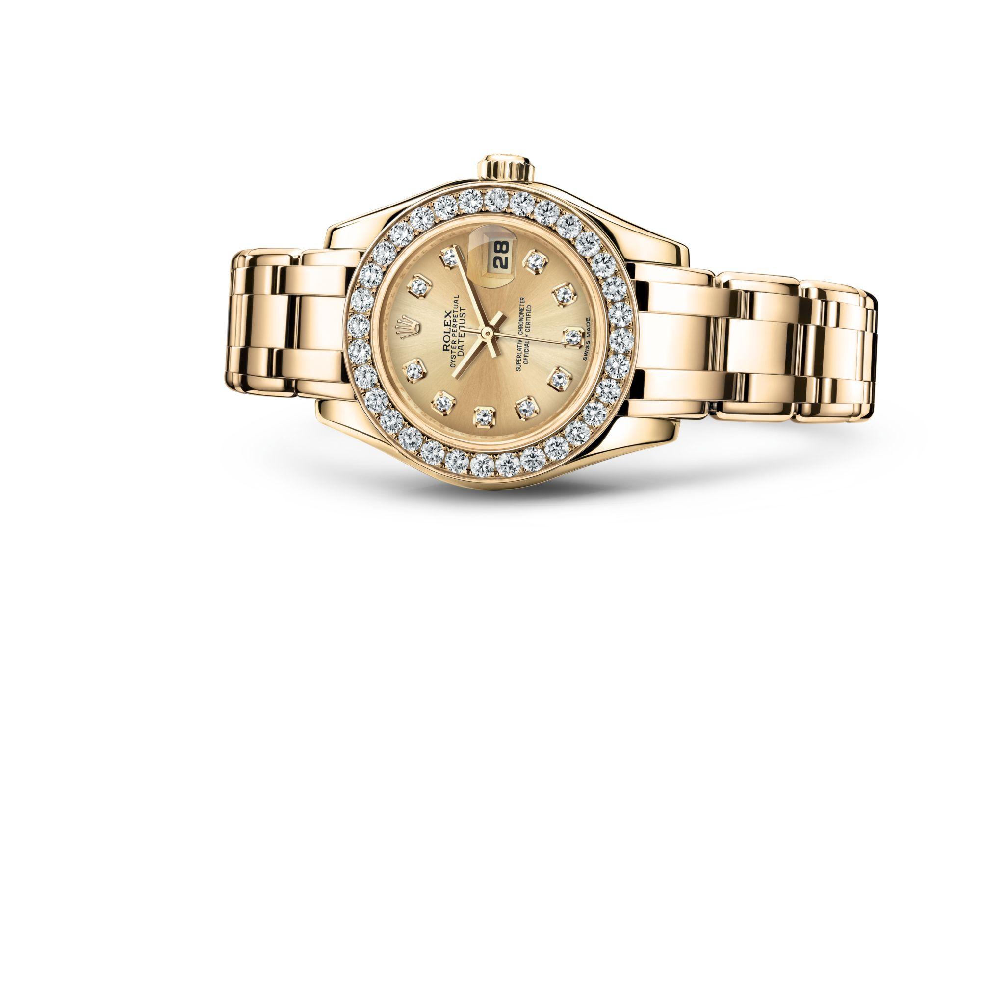 Rolex パールマスター 29 M80298-0071