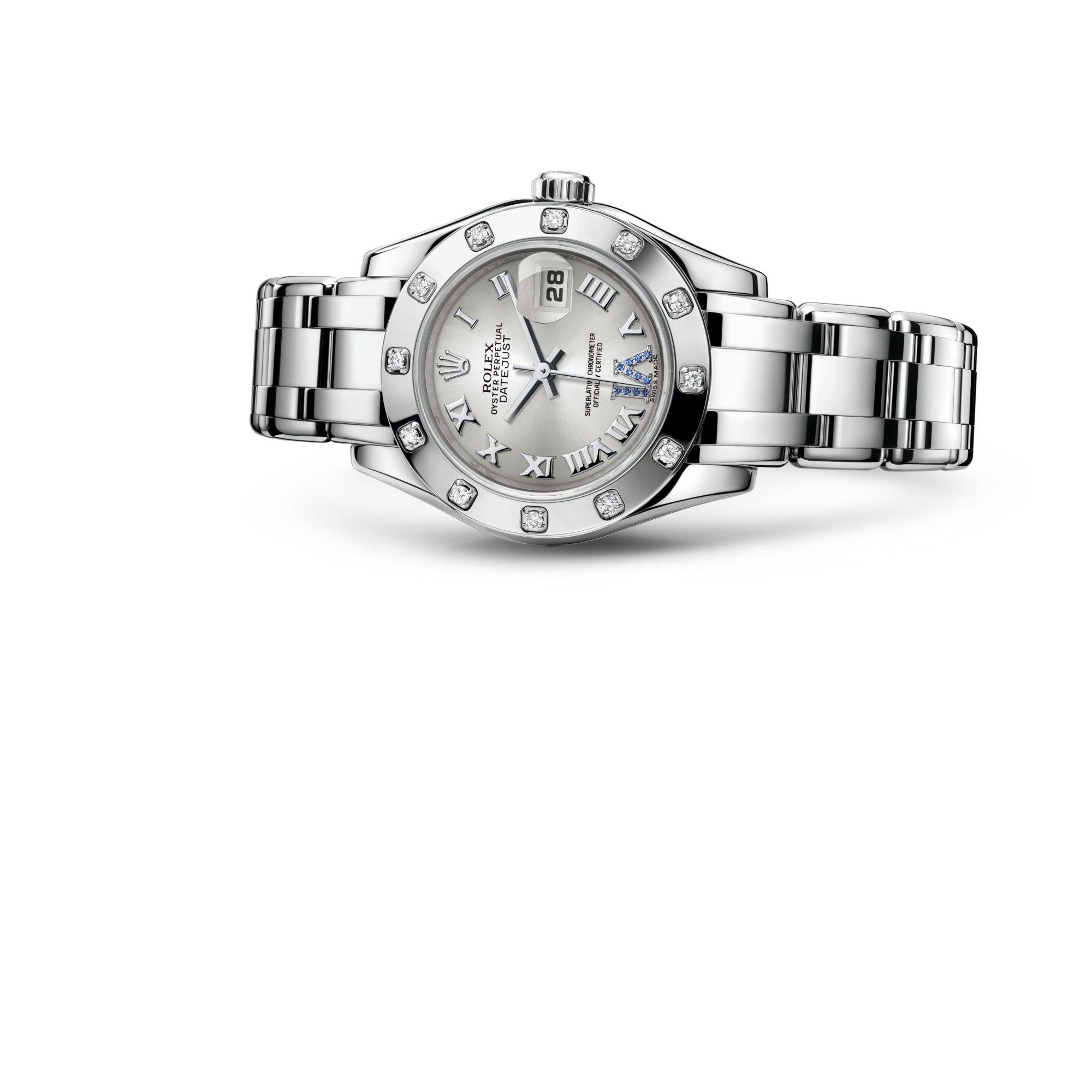 Rolex Pearlmaster 29 M80319-0116