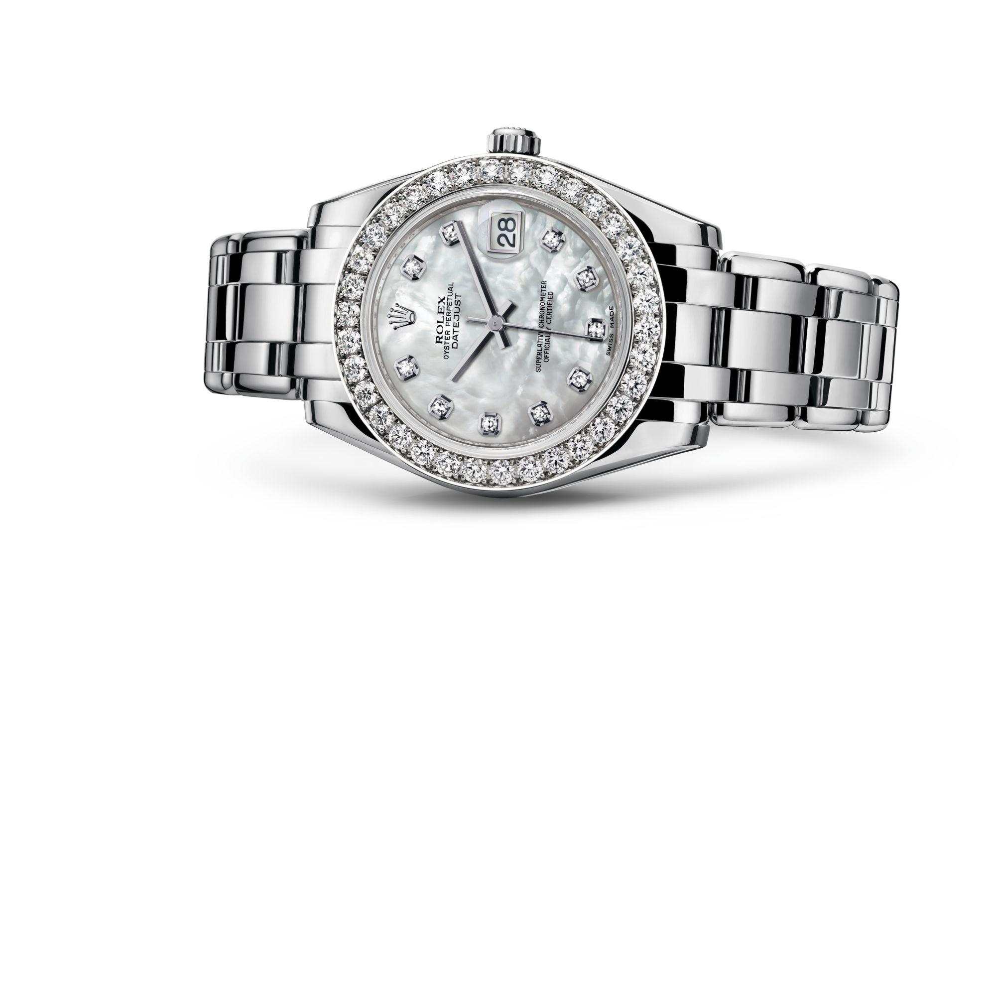 Rolex パールマスター 34 M81299-0014