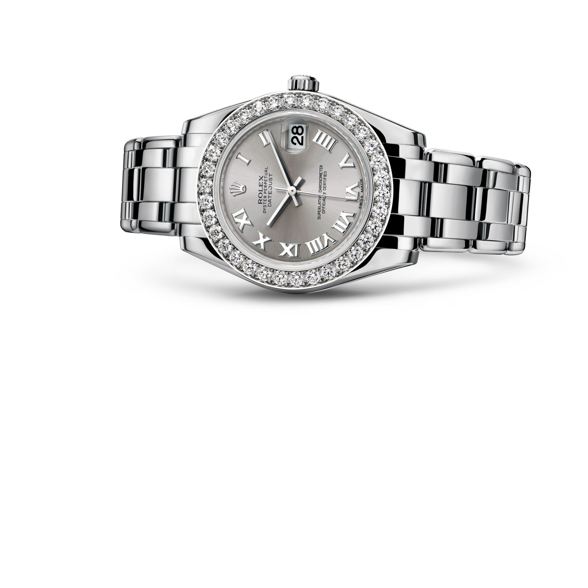 Rolex Pearlmaster 34 M81299-0023