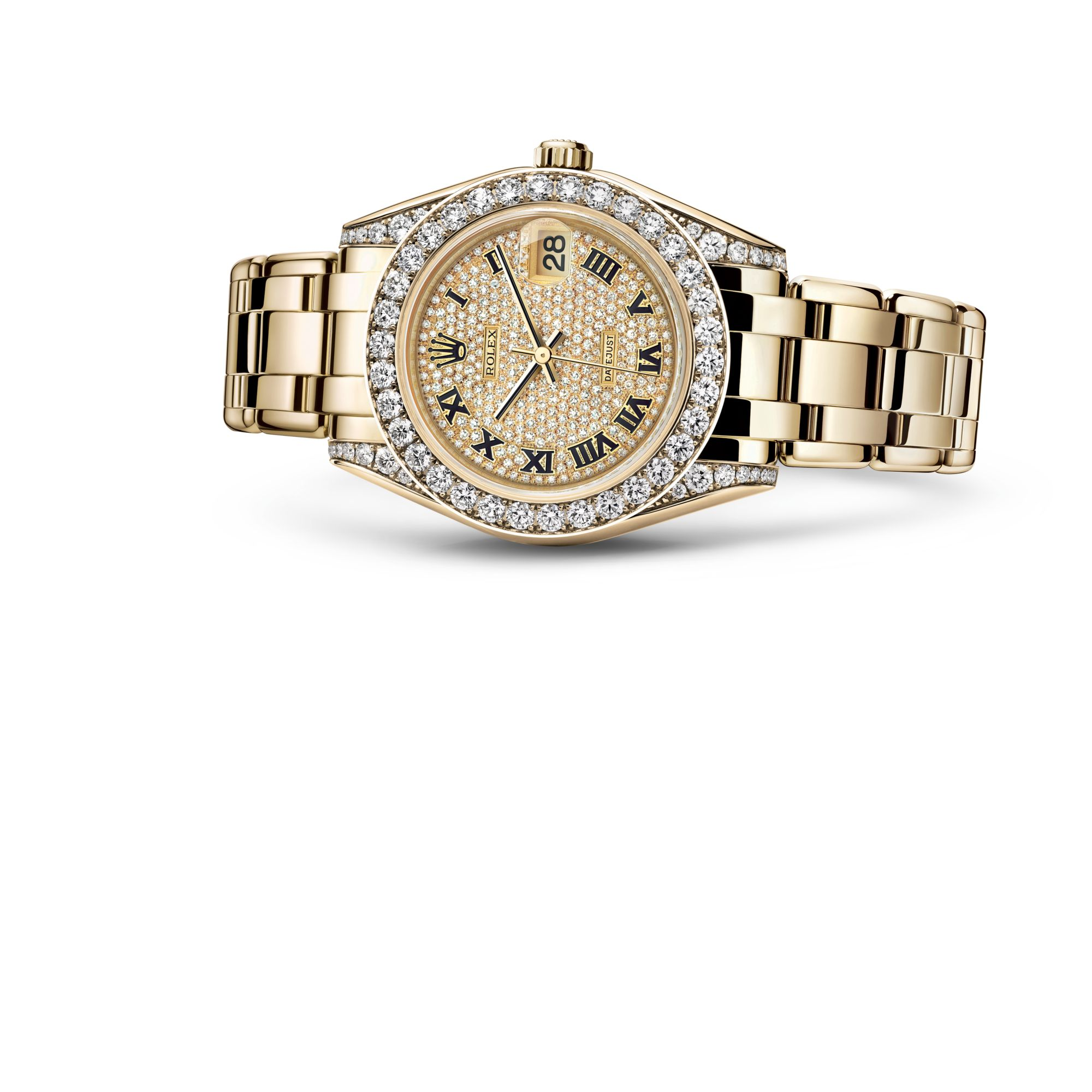Rolex Pearlmaster 34 M81158-0015