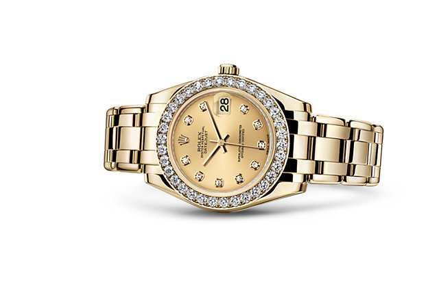 Rolex pearlmaster watch rolex swiss luxury watches for Rolex pearlmaster