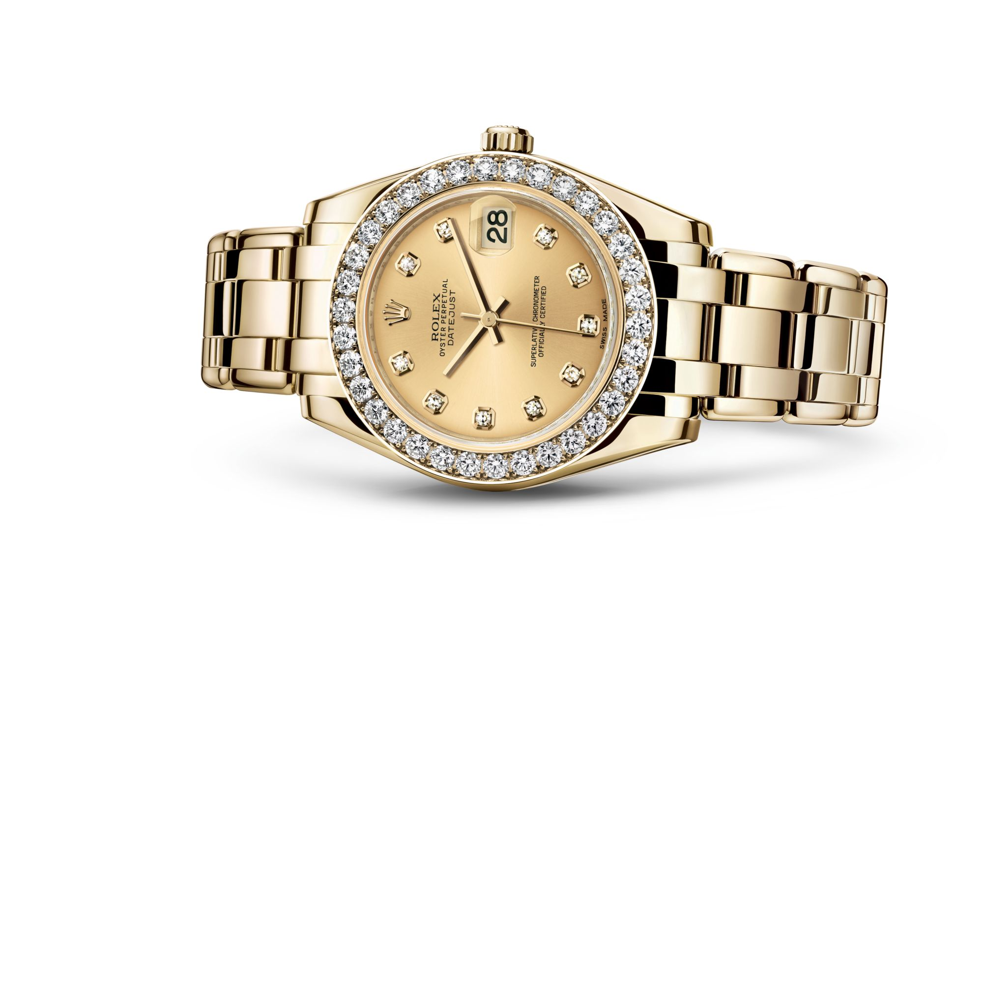 Rolex Pearlmaster 34 M81298-0005