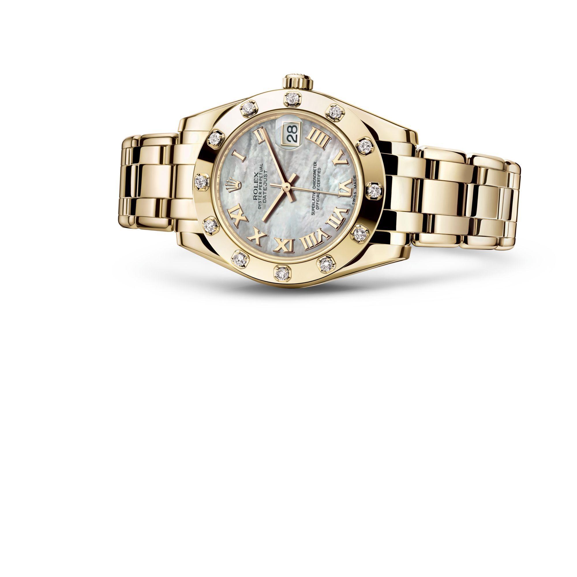 Rolex パールマスター 34 M81318-0005