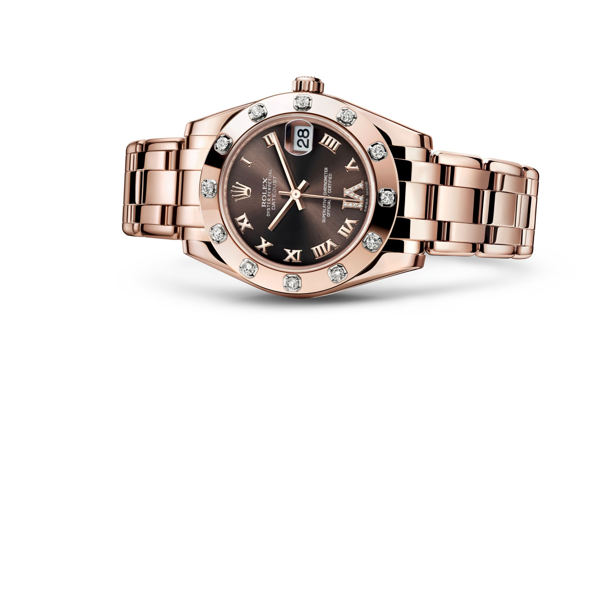 Rolex Pearlmaster 34 M81315-0003