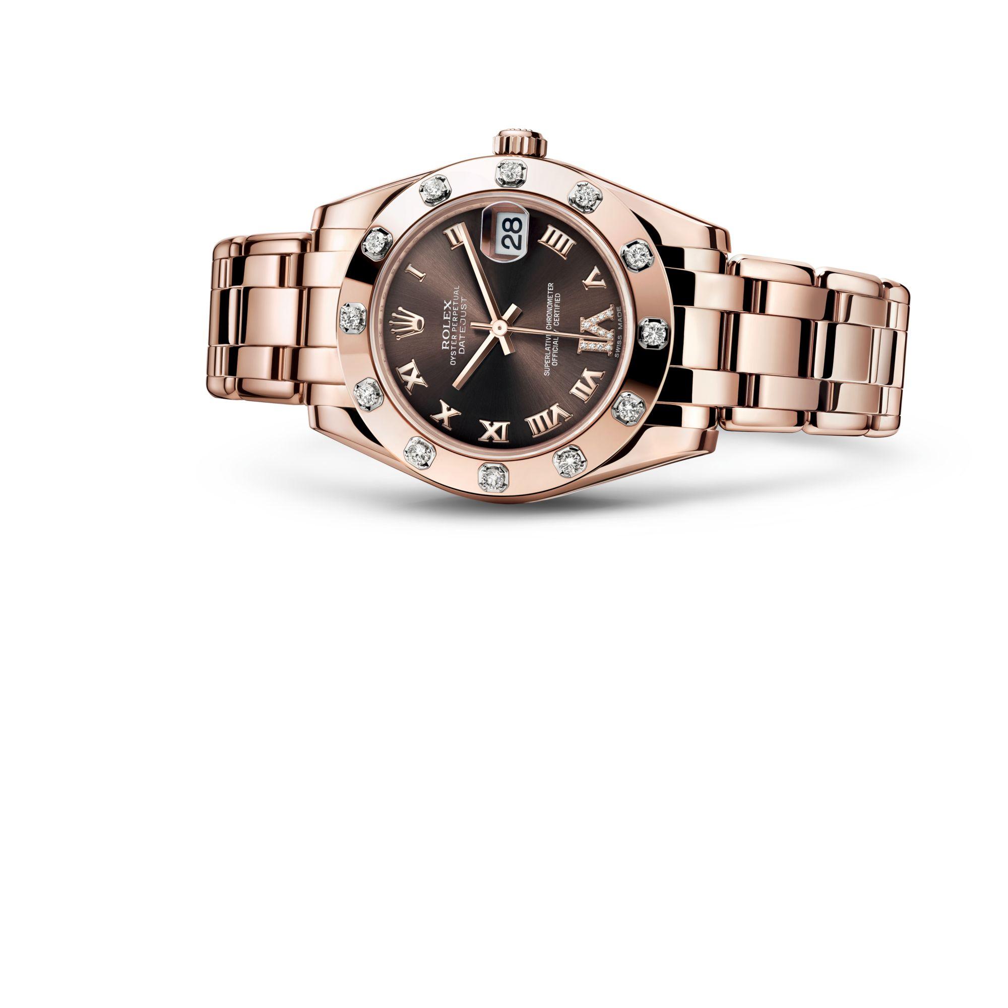 Rolex パールマスター 34 M81315-0003