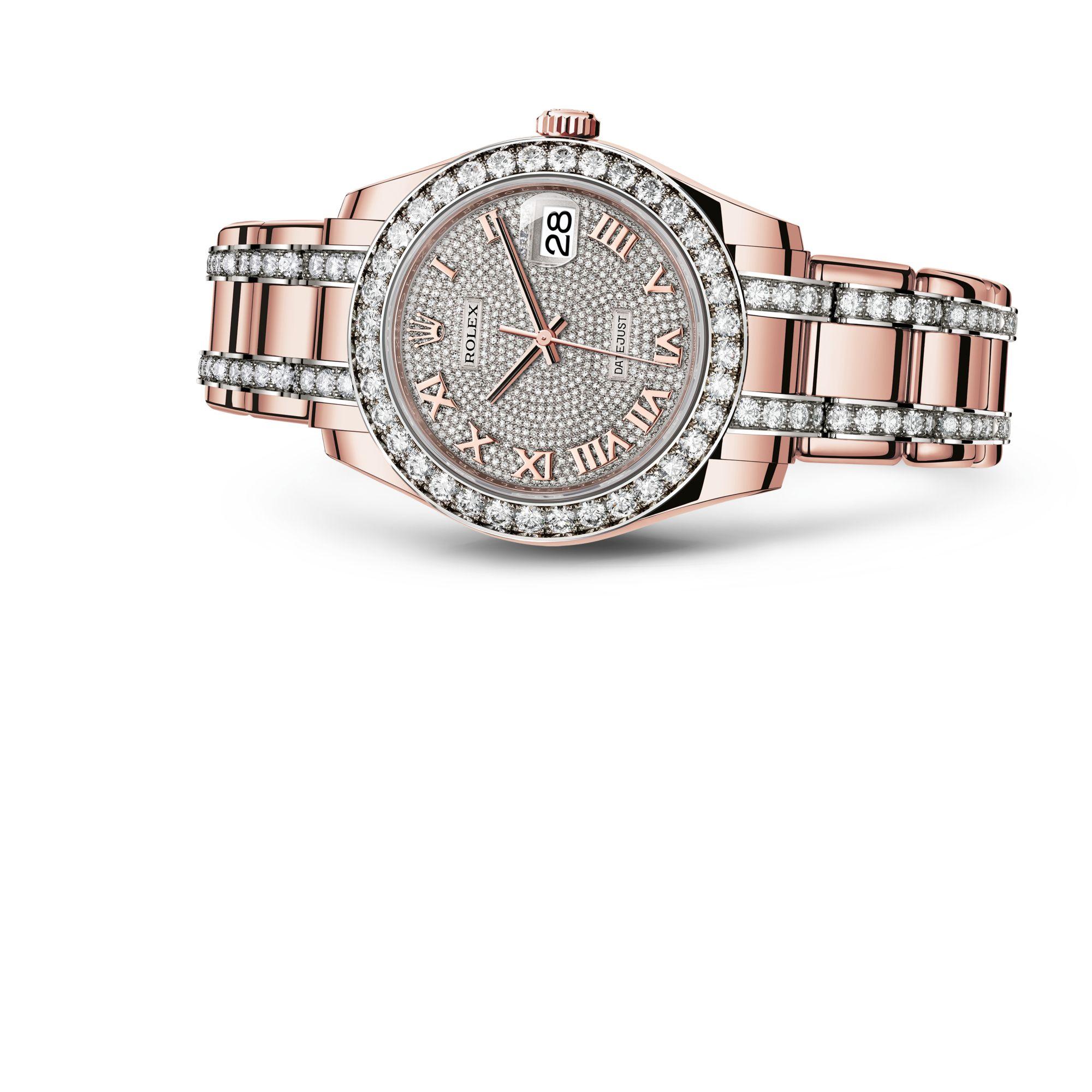 Rolex パールマスター 39 M86285-0001
