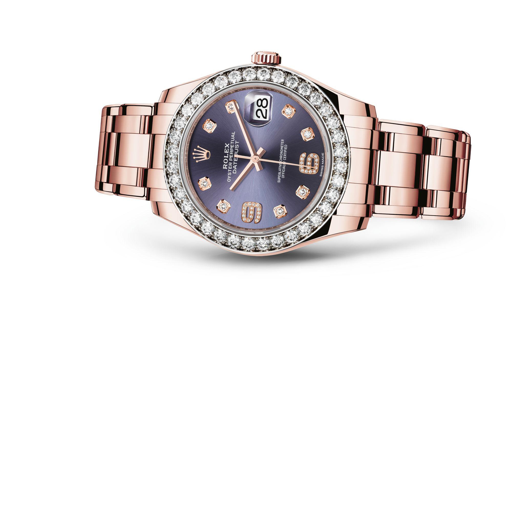 Rolex بيرل ماستر ٣٩ M86285-0004