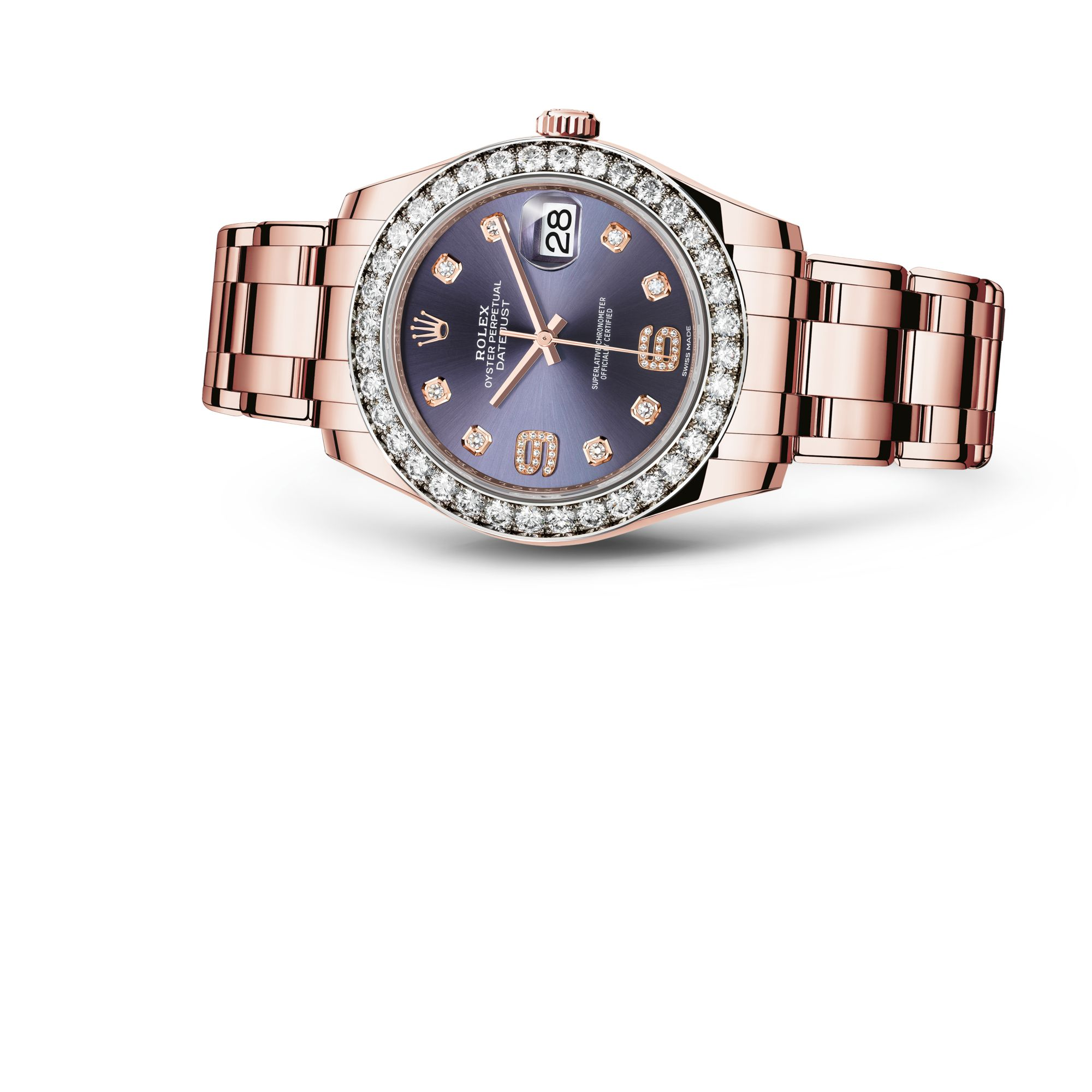 Rolex Pearlmaster 39 M86285-0004
