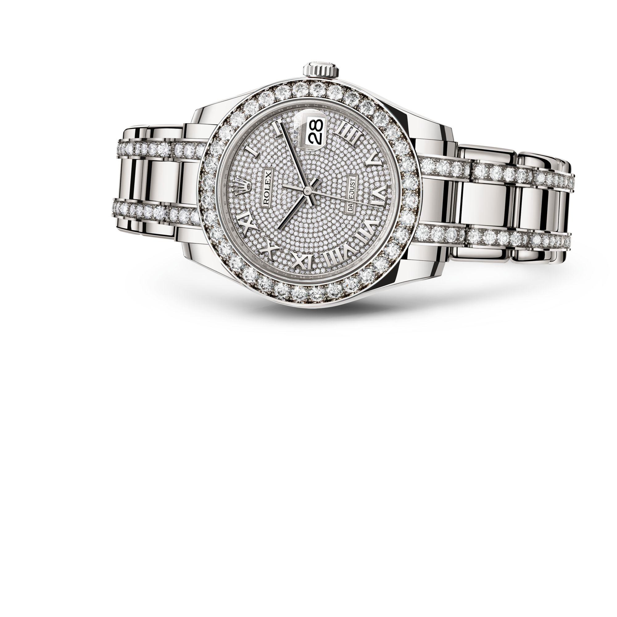 Rolex パールマスター 39 M86289-0006