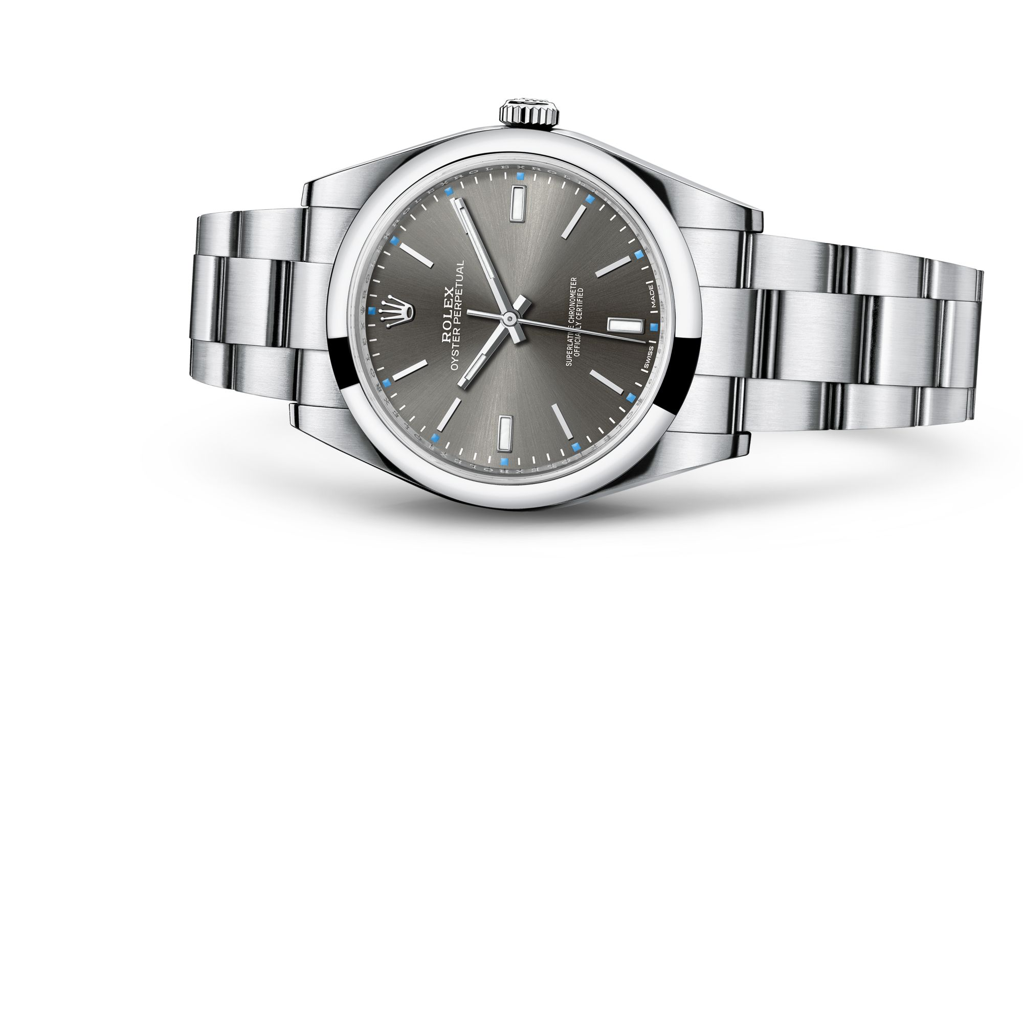 Rolex Oyster Perpetual 39 M114300-0001