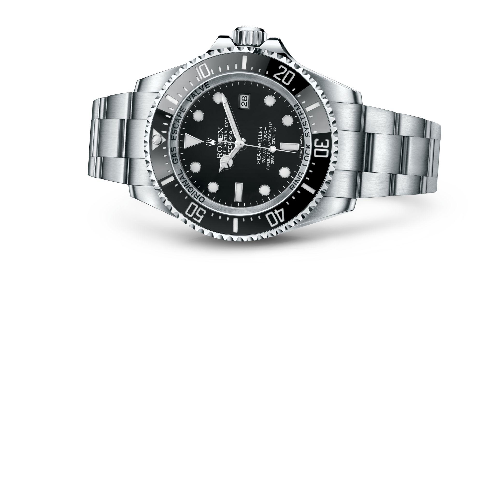 Rolex Rolex Deepsea M116660-0001