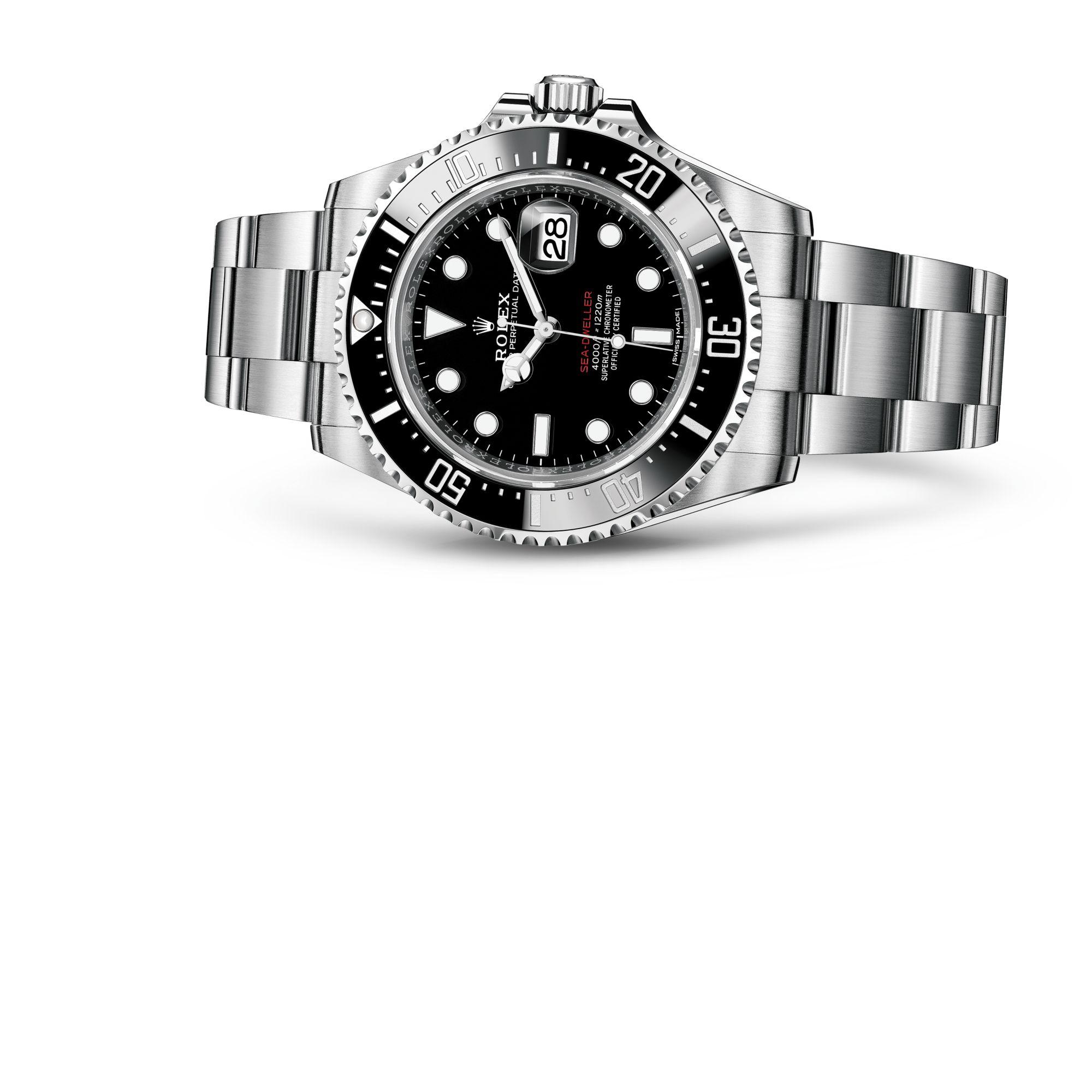 Rolex سي دويلَر M126600-0001