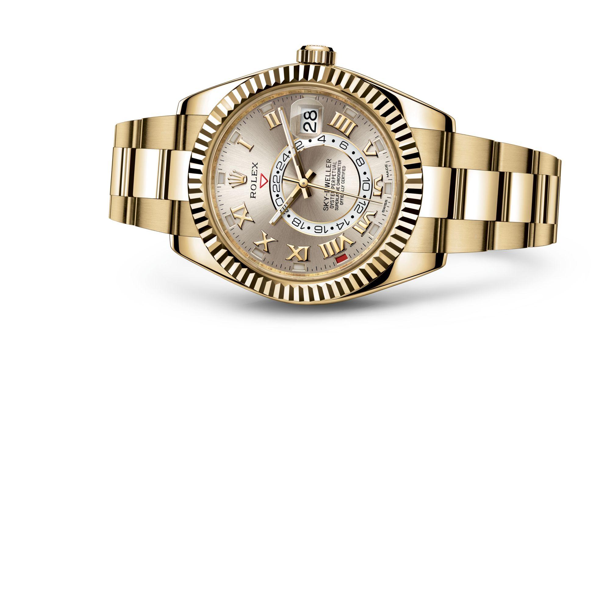 Rolex Sky-Dweller M326938-0001