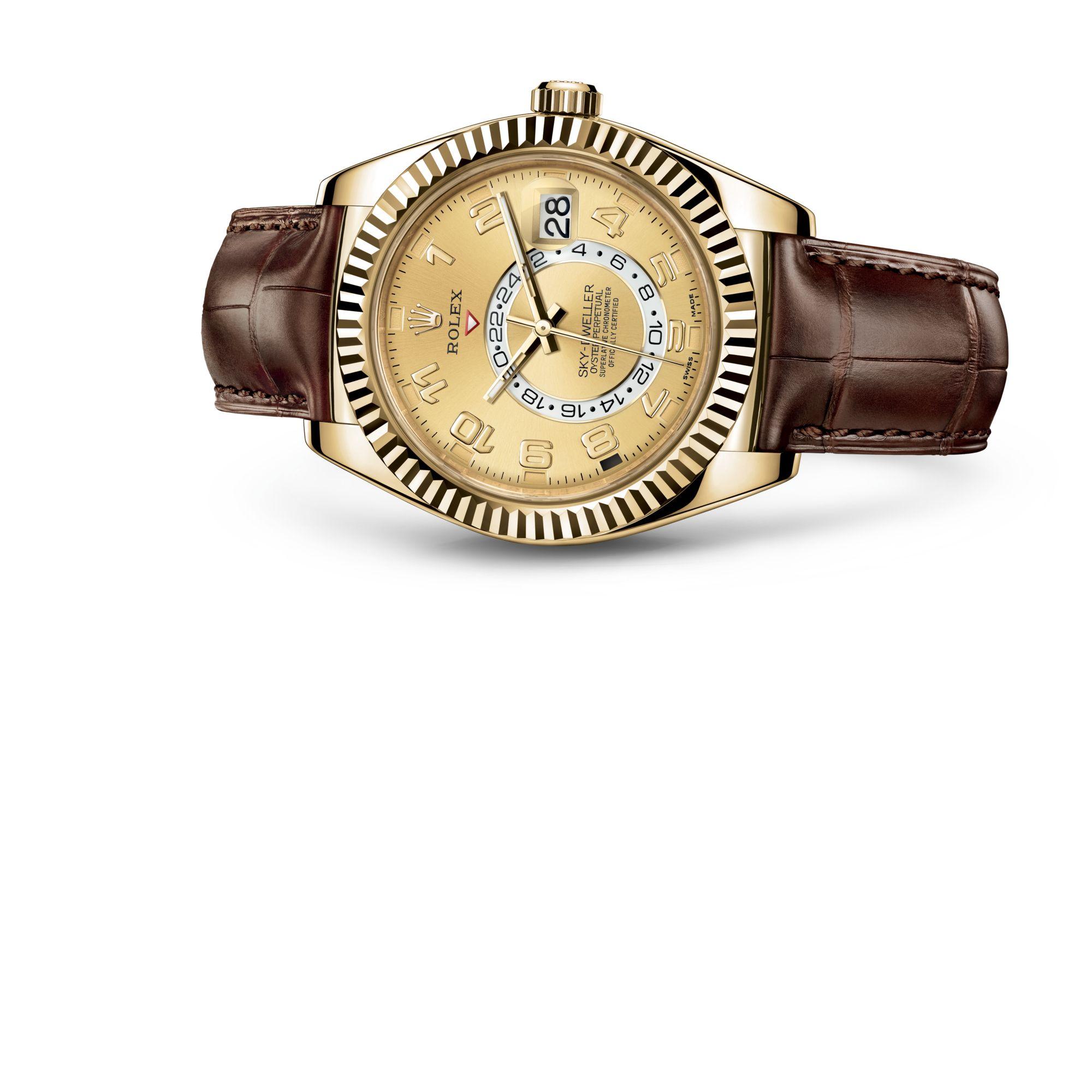 Rolex Sky-Dweller M326138-0004