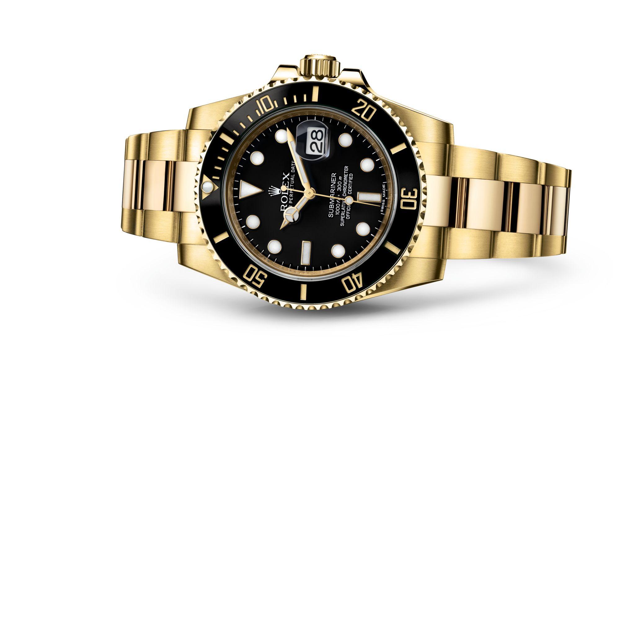 Rolex Submariner Date M116618LN-0001