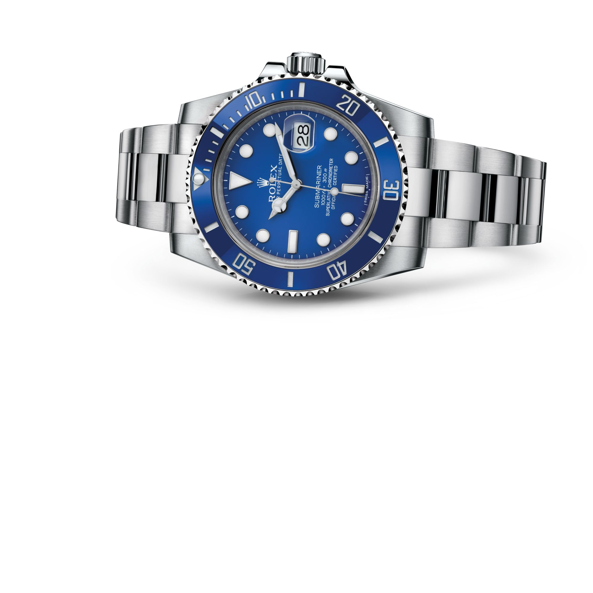Rolex Submariner Date M116619LB-0001