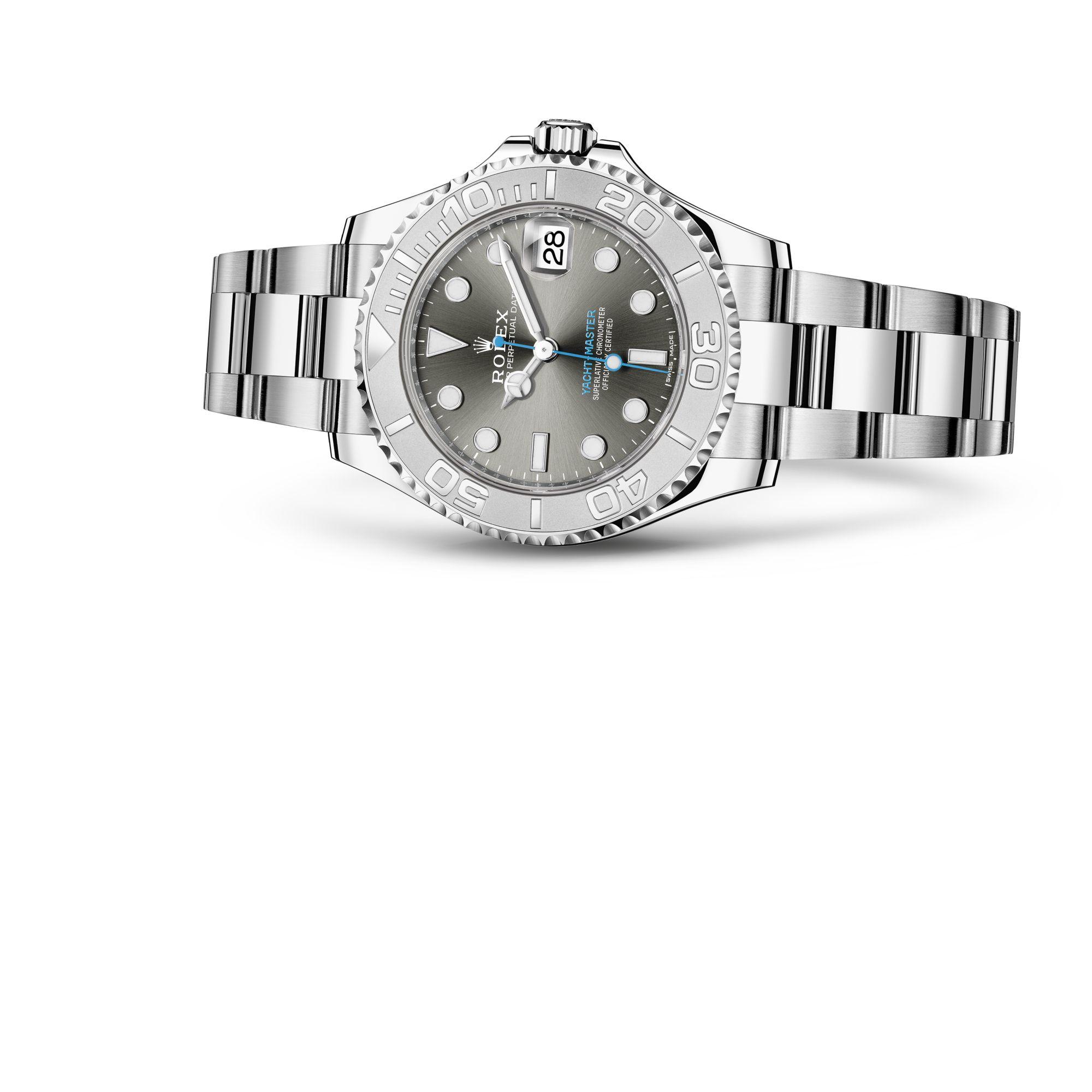 Rolex ヨットマスター 37 M268622-0002