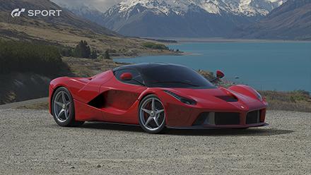Gran Turismo Sport Ferrari LaFerrari 13