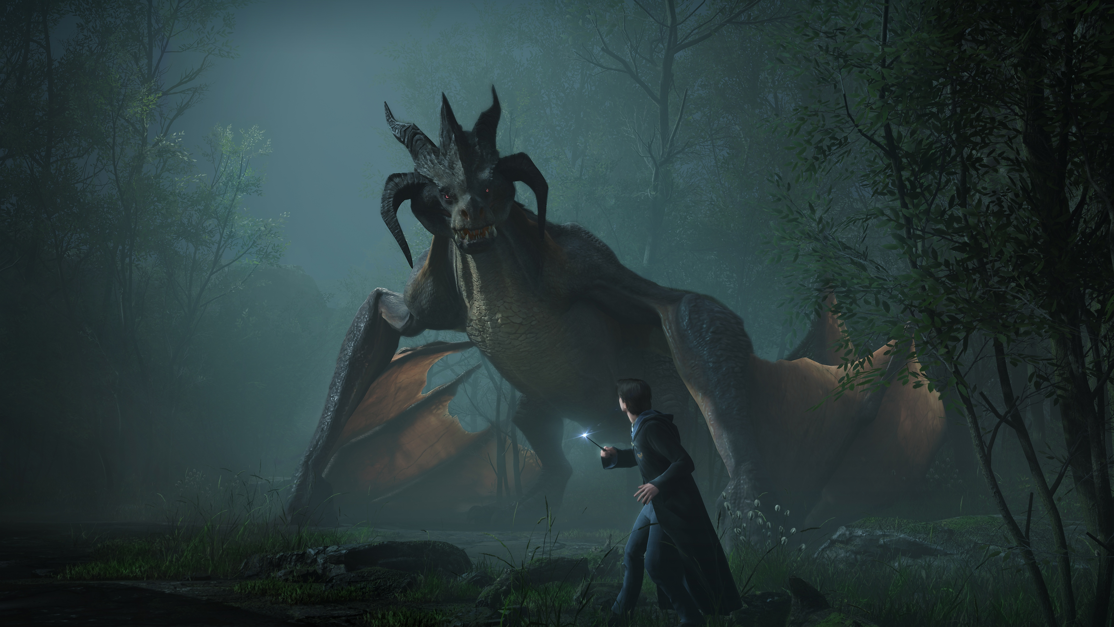 Hogwarts Legacy: captura de pantalla