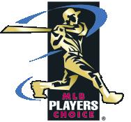 MLB Players Choice logo