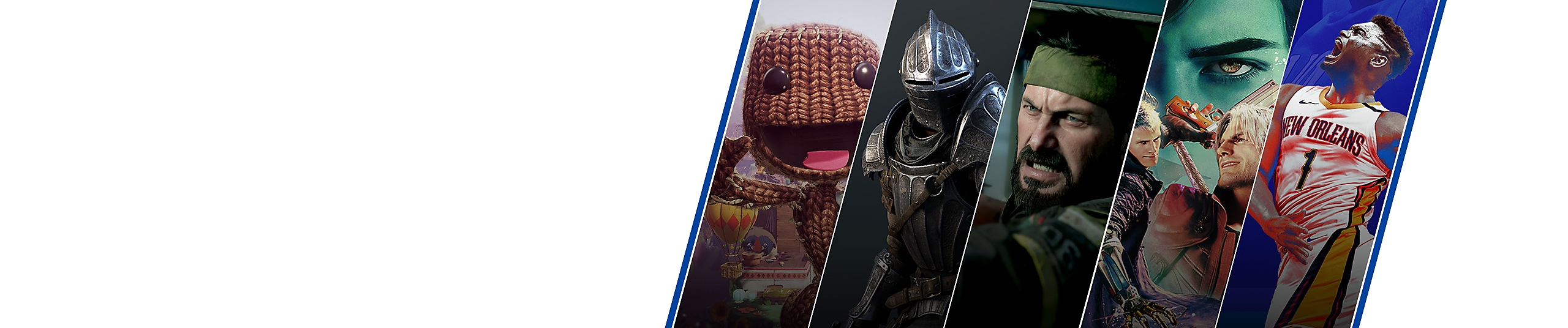 PlayStation Branded Promotional Imagery